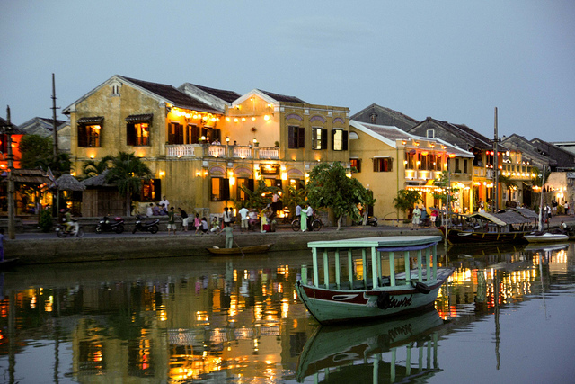 SHORE EXCURSIONS : FROM CHAN MAY PORT TO HOI AN