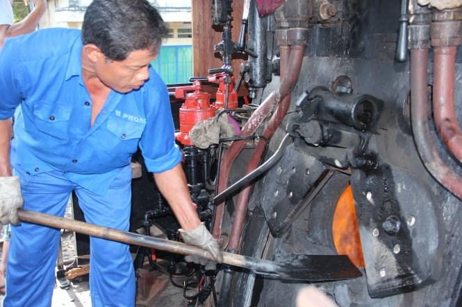 War-era steam locomotive to connect Hue and Danang