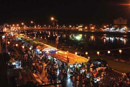 Coastal Phan Thiết City opens night market