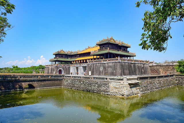 How to get to Hoi An from Hue