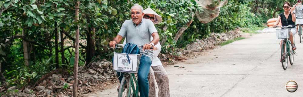 THUY BIEU POMELO PERFUME CYCLING