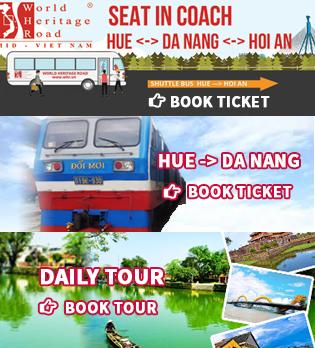 Online Ticket  Service Through  The Website :  www.ticket.whr.vn